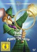 Basil, der grosse Mäuse Detektiv - Peter Young, Vance Gerry, Steve Hulett, Ron Clements, John Musker