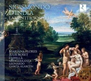 Lamenti e Sospiri-Arie,Lamenti,Duetti - Flores/Roset/Alarcon/Cappella Mediterranea