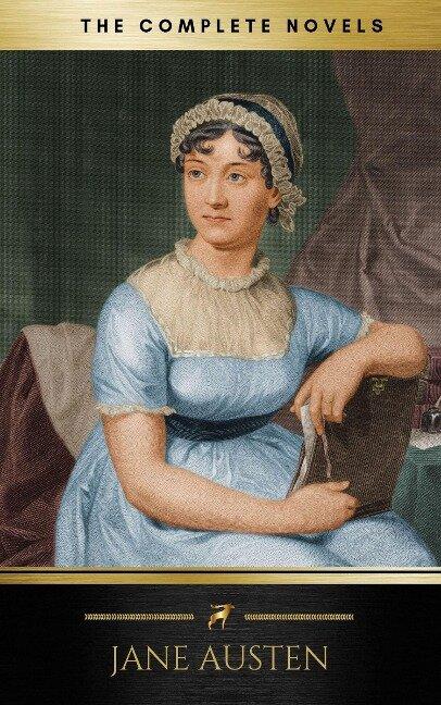 Jane Austen: The Complete Novels (Golden Deer Classics) - Jane Austen, Golden Deer Classics