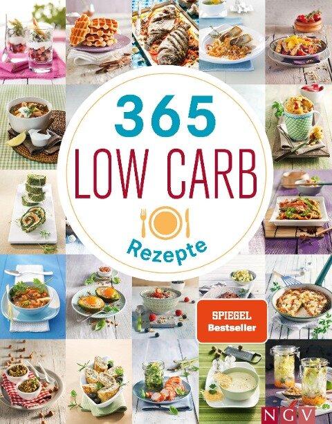 365 Low-Carb-Rezepte -