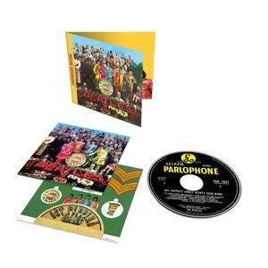 Sgt. Pepper's Lonely Hearts Club Band (Anniverary Edition) - The Beatles