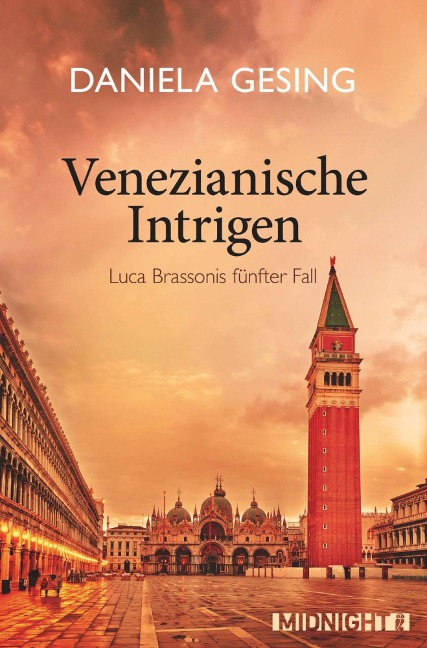 Venezianische Intrigen - Daniela Gesing