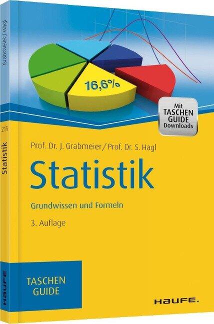 Statistik - Johannes Grabmeier, Stefan Hagl