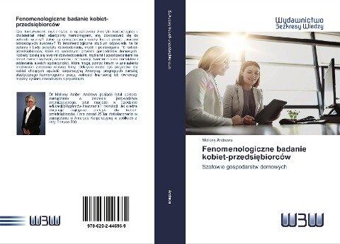 Fenomenologiczne badanie kobiet-przedsiębiorców - Melleny Andrews