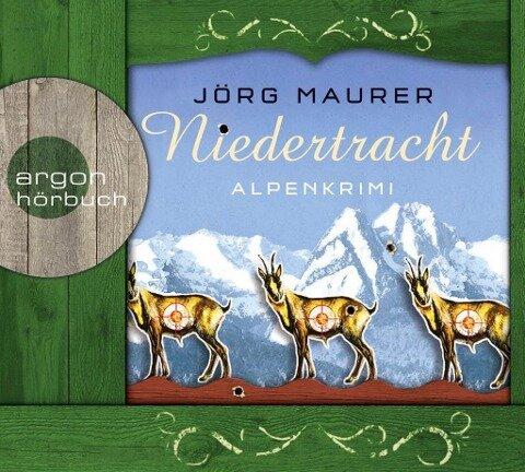 Niedertracht - Jörg Maurer