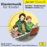 Klaviermusik für Kinder. Klassik-CD - Martha Argerich, Olli Mustonen, Alexis Weissenberg