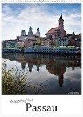 Zauberhaftes Passau (Wandkalender 2019 DIN A2 hoch) - U. Boettcher