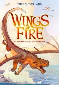 Wings of Fire 1 - Tui T. Sutherland