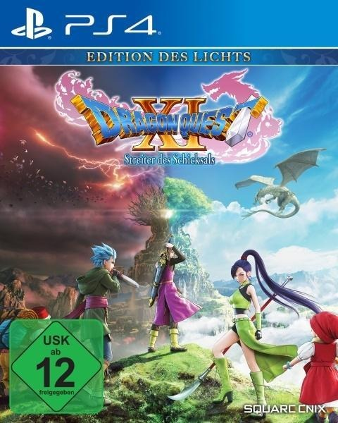 Dragon Quest XI: Streiter des Schicksals Day One Edition (PlayStation PS4) -