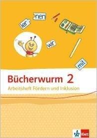 Bücherwurm Sprachbuch 2. Ausgabe Berlin, Brandenburg, Mecklenburg-Vorpommern, Sachsen, Sachsen-Anhalt, Thüringen -