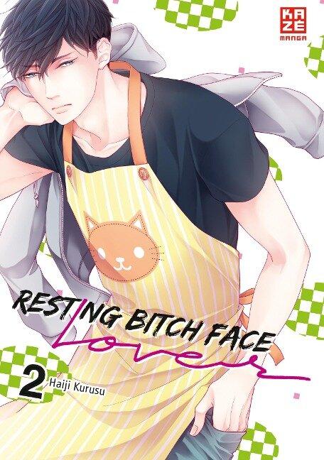 Resting Bitch Face Lover - Band 2 (Finale) - Haiji Kurusu
