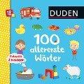 Duden 18+: Extradick & federleicht: 100 allererste Wörter -