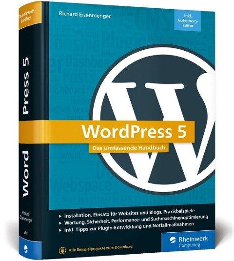 WordPress 5 - Richard Eisenmenger