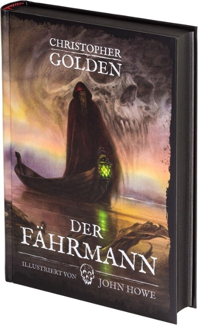 Der Fährmann - Christopher Golden