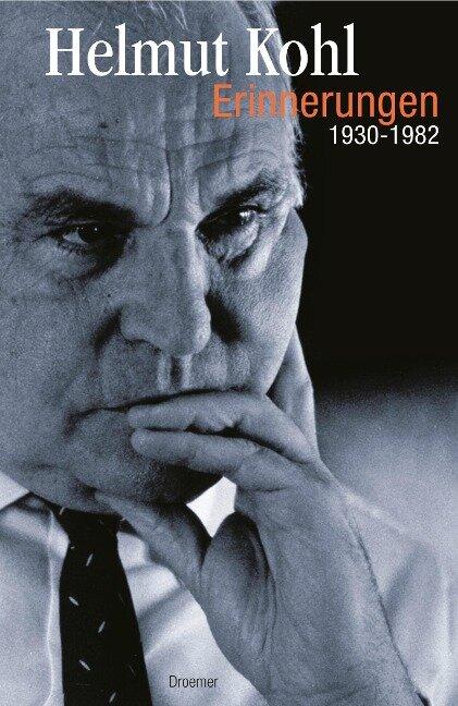 Erinnerungen - Helmut Kohl