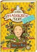 Die Schule der magischen Tiere - Endlich Ferien 2: Silas und Rick - Margit Auer