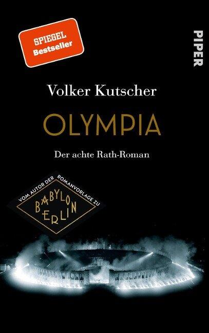 Olympia - Volker Kutscher