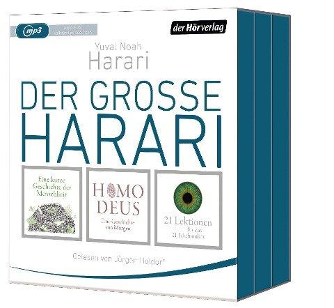 Der große Harari - Yuval Noah Harari