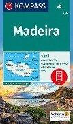 Madeira 1:50 000 -