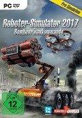 Roboter-Simulator 2017: Bombenräumkommando. Für Windows 7/8/8.1/10 -
