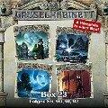 Gruselkabinett, Box 23: Folgen 89, 90, 91, 92 - James Matthew Barrie, M. R. James, H. P. Lovecraft, Per McGraup