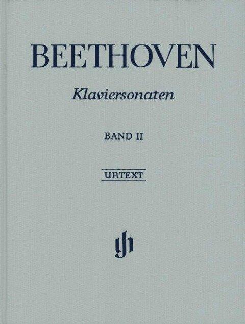 Klaviersonaten Band II - Ludwig van Beethoven