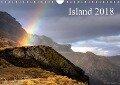 Island 2018 (Wandkalender 2018 DIN A4 quer) - Dr. Oliver Schwenn
