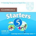Cambridge Starters 5: Examination Papers from the University of Cambridge ESOL Examinations - Cambridge Esol