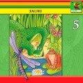 Sauri 05 - Abenteuer am Libellensee - Wolf Rahtjen