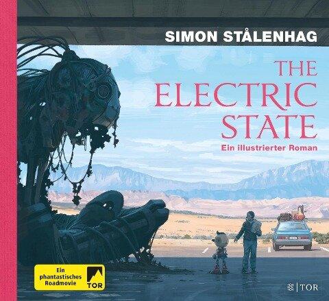 The Electric State - Simon Stålenhag