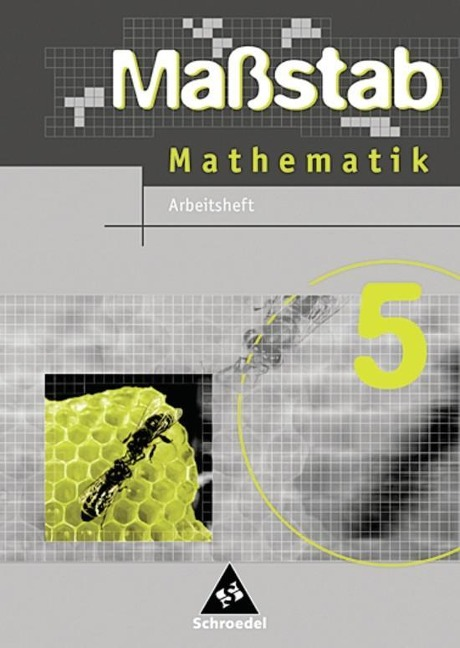 Maßstab 5. Arbeitsheft. Mathematik. Hauptschulen. Nordrhein-Westfalen und Bremen Ausgabe 2005 -