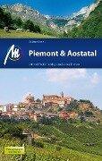 Piemont & Aostatal Reiseführer Michael Müller Verlag - Sabine Becht