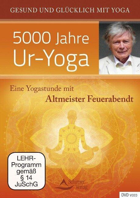 Eine Yogastunde mit Altmeister Sigmund Feuerabendt - Sigmund Feuerabendt