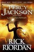 Percy Jackson and the Last Olympian (Book 5) - Rick Riordan