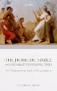 Homeric Simile in Comparative Perspectives - Jonathan L. Ready