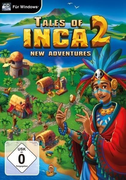 Tales of Inca 2 New Adventures. Für Windows 7/8/10 -