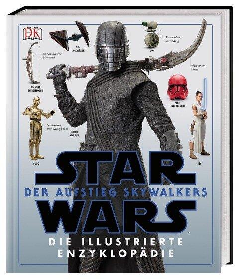 Star Wars(TM): Der Aufstieg Skywalkers. Die illustrierte Enzyklopädie -