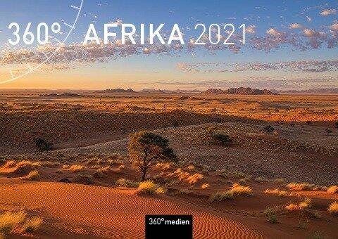 360° Afrika Klappkalender 2021 -