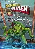 Schule der Helden - Entführung ins Schattenreich - Adam Blade