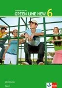 Green Line New 6. Workbook. Bayern -