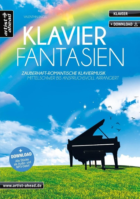 Klavier-Fantasien - Valenthin Engel
