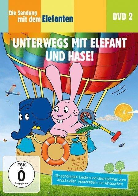 Die Sendung mit dem Elefanten - DVD 2 -