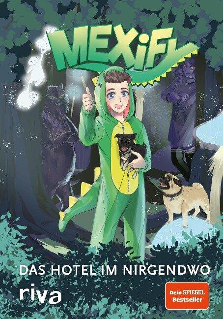 Mexify - Das Hotel im Nirgendwo - Mexify, Josh Matthews