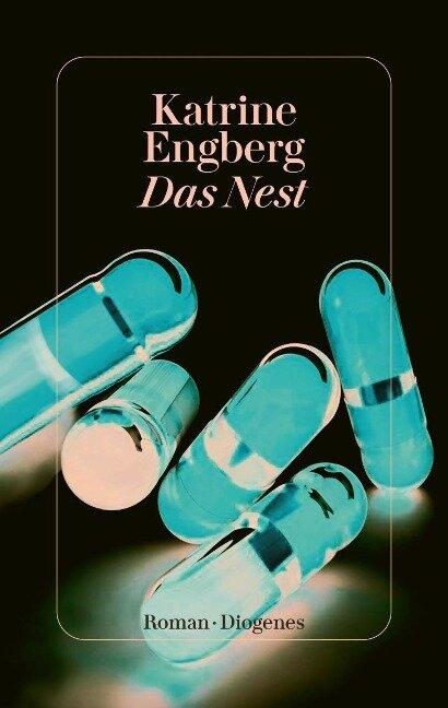 Das Nest - Katrine Engberg