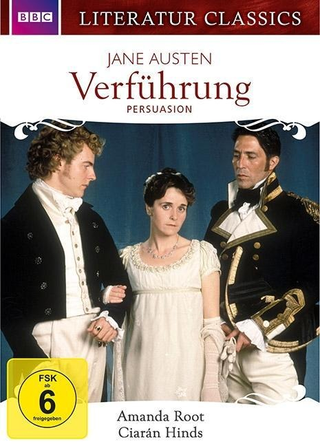 Verführung - Persuasion (1995) - Jane Austen - Literatur Classics -