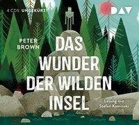Das Wunder der wilden Insel - Peter Brown
