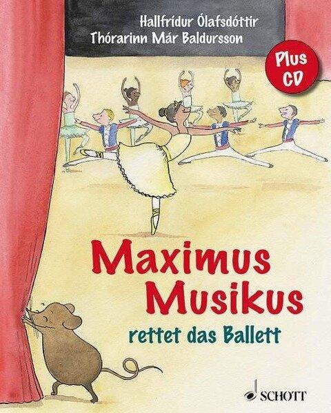 Maximus Musikus - Hallfridur Olafsdottir