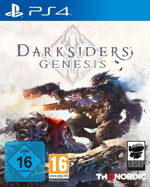 Darksiders Genesis (PlayStation PS4) -