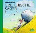 Griechische Sagen 1. 2 CDs -