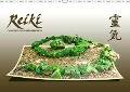 REIKI - Chakren und Lebensregeln (Wandkalender 2019 DIN A3 quer) - Michael Weiß